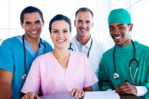 health-care staff