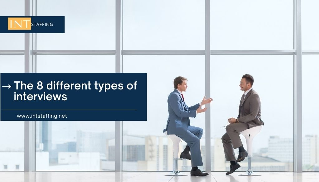 The 8 different types of interviews