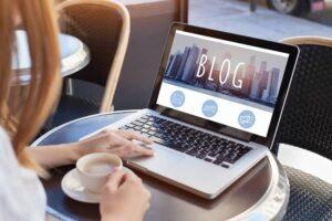 blogging career in India